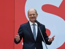 """Pour Olaf Scholz, arrivé en tête des élections allemandes, les conservateurs doivent aller """"dans l'opposition"""""""