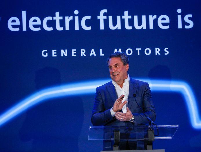 CEO Mark Reuss van General Motors.