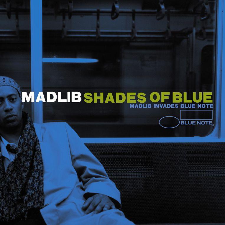 'Shades of Blue' van Madlib verscheen in 2003 Beeld rv