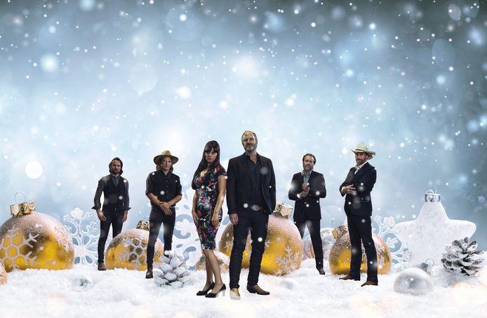 Def Americans in Cash -en kerstsferen, op 20 december live in de huiskamer