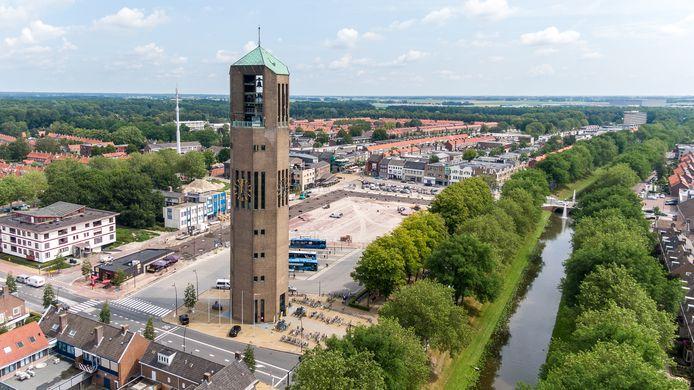 De poldertoren zal niet worden verkocht en krijgt een multifunctionele bestemming, bepaalde een meerderheid van de gemeenteraad vanavond.
