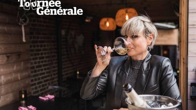 """Waar Annemie Ramaekers haar eerste terrasje zal doen?: """"Bij het loungeterras van A Propos Bistro"""""""