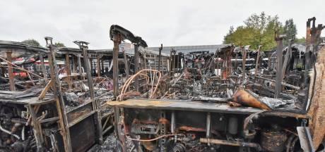 Arriva spreekt van trieste aanblik na brand in Tilburg, maar heeft geen gevolgen voor reizigers