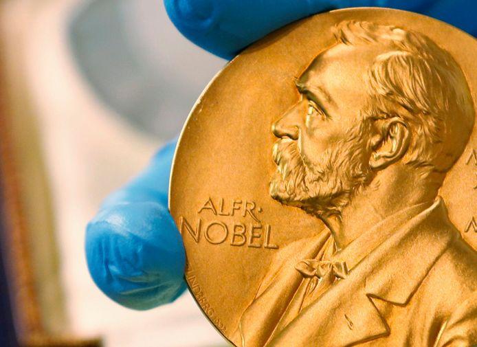 De Nobelprijs.