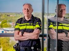 Politiechef Oost-Nederland tevreden over coronaperiode: 'Zichtbaar zijn was onze strategie'