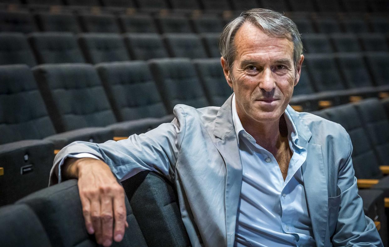 Ivo van Hove: 'Kijk: ik heb geen gezin. Wat ik doe in het theater, is mijn manier om te leven.' Beeld ANP