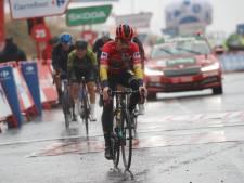 Etappe 8: Gaat Roglic met finish bergop weer gooi doen naar het rood?