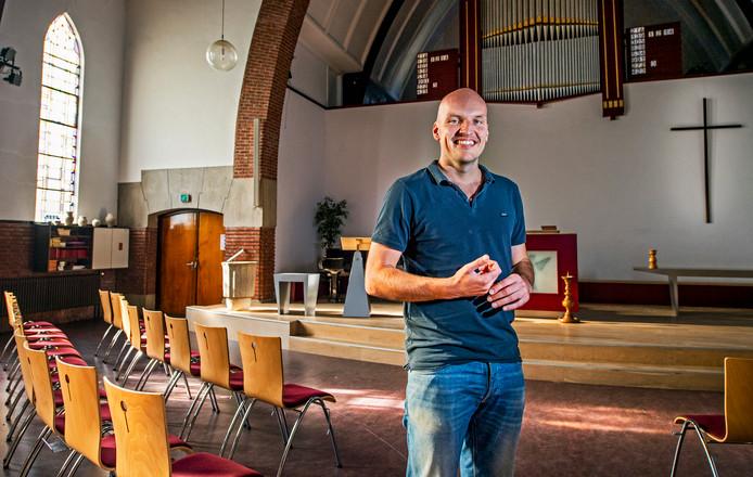 Niels de Jong, Noorderlichtkerk