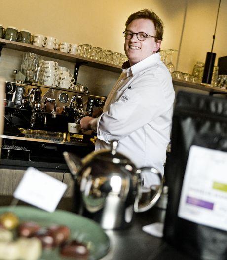 Hengeloër Bas heeft 'de beste koffiezaak van Oost-Nederland'