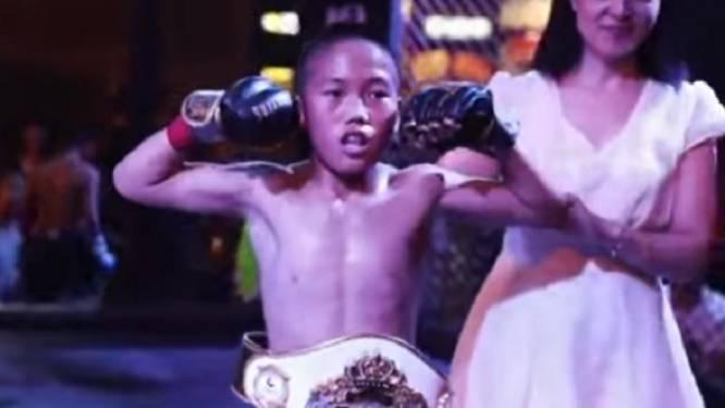 Chinese MMA-club plukt jonge weesjes van straat om er ware vechtmachines van te maken
