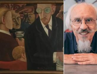 """Stad koopt schilderij opa Mark Uytterhoeven voor 18.000 euro: """"Absoluut topwerk"""""""