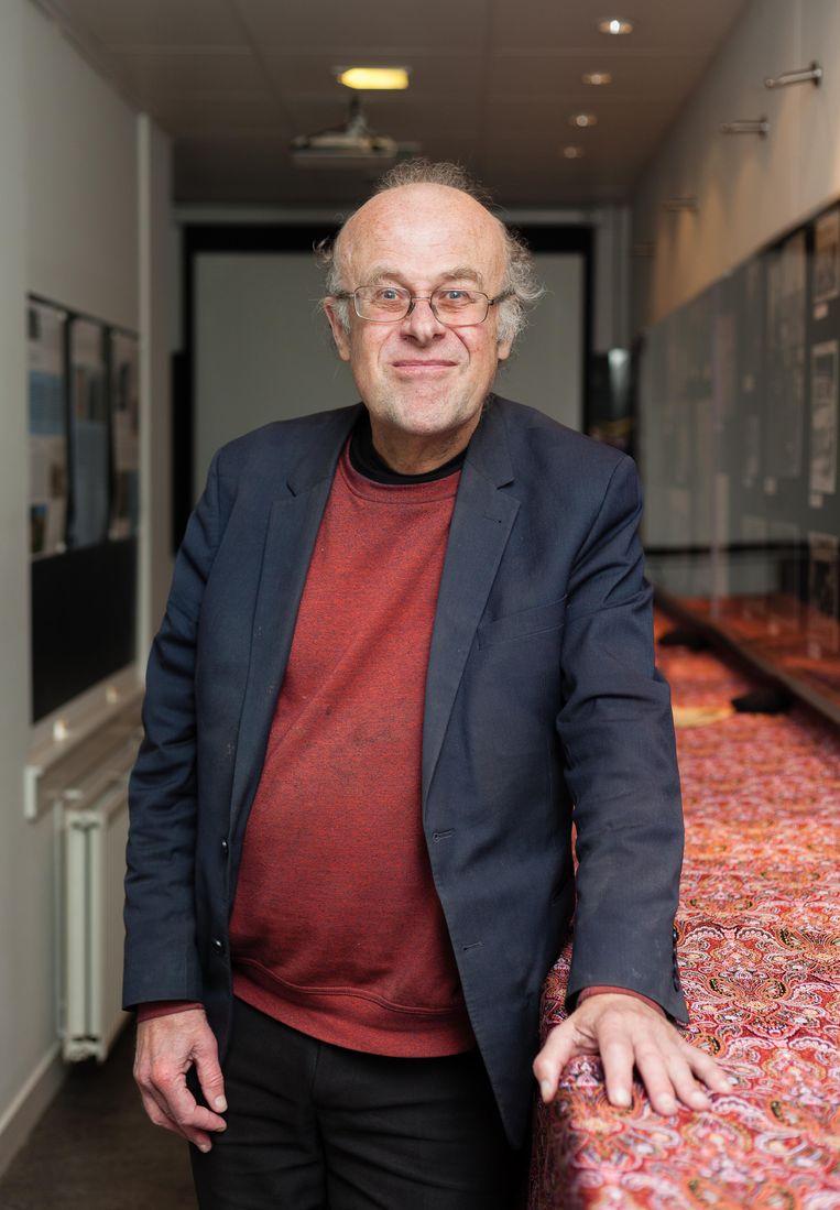 Peter-Paul de Baar: 'Tot de Maagdenhuisbezetting waren hoogleraren alleenheersers op de universiteit.' Beeld Nina Schollaardt