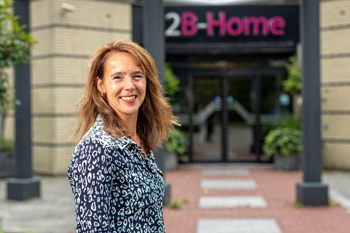 Met pijn in haar hart sluit Ruth Smits haar evenementenlocatie 2B-home vanwege de vraaguitval door corona.