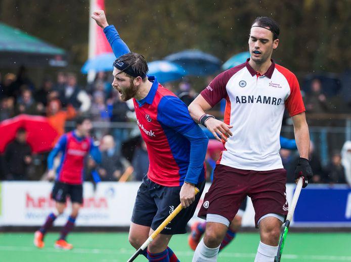 SCHC won vorige week in eigen huis van Almere. Vanmiddag lukt dat niet bij HGC.