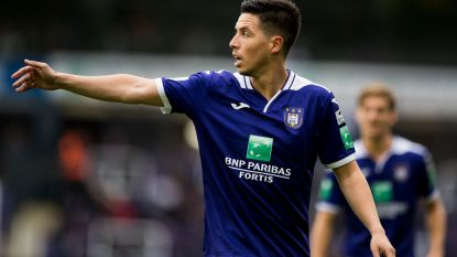 """Samir Nasri: """"Ik heb nog dagelijks contact met Anderlecht en Kompany"""""""