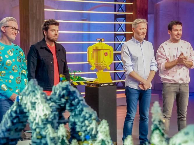 """Thomas en Roy, de winnaars van 'Lego Masters': """"We hoorden na elke aflevering: 'jullie kunnen wel iets liever doen tegen elkaar'"""""""