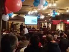 Veiling voor eeuwfeest Harmonie Wilhelmina in Den Dungen is geslaagd