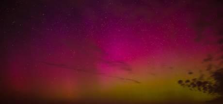 Noorderlicht vannacht mogelijk boven Nederland te zien