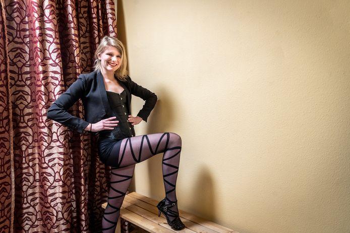 Denice van Amstel uit Veldhoven is danslerares.