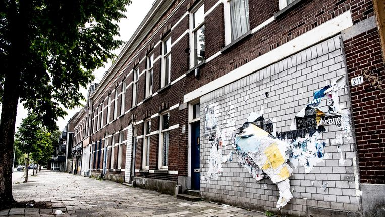 Vreewijk, Rotterdam. Beeld anp
