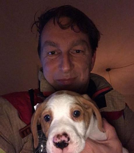 Eibergse brandweerman blij met tijdige redding 12 honden