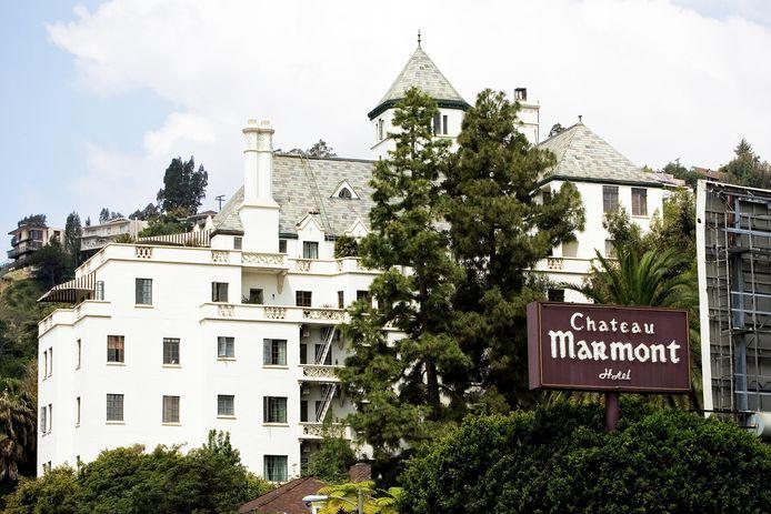 Le Château Marmont à Los Angeles.