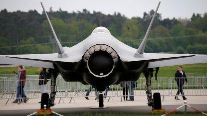 Washington tevreden dat België F-35 kiest
