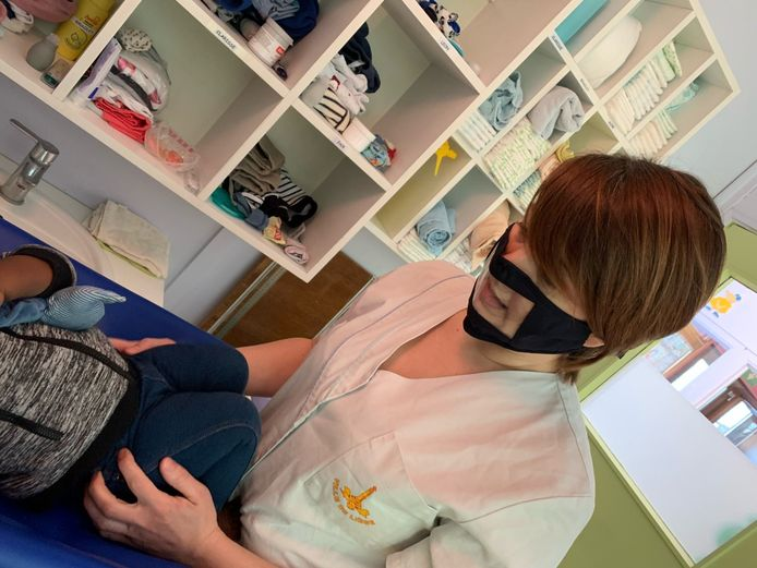 1.000 masques inclusifs ont été distribués dans les crèches de Liège.