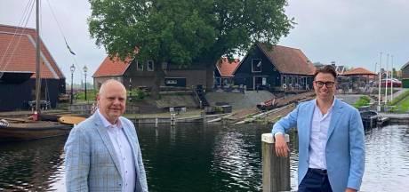 Van Bijsteren stopt als wethouder van Harderwijk, Doppenberg nieuwe lijsttrekker VVD