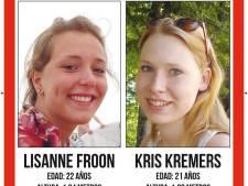 Inpakken was 'breekmoment' voor familie vermiste meisjes