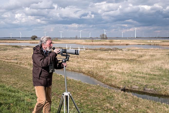 Wim Smeets is een verwoed natuurfotograaf.
