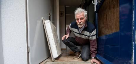 Echtpaar woont al weken in ranzige rioollucht: 'Ik hoest me kapot'