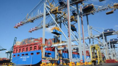 DP World ontvangt Cosco Shipping Aries
