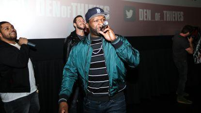 """50 Cent is overtuigd dat hij McGregor in straatgevecht zou kloppen: """"Als ik ze sla, dan zien ze een wit licht"""""""
