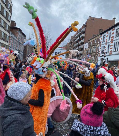 Le bilan du Carnaval de Charleroi: affluence, interventions policières...
