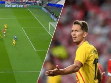 Luuk de Jong moet het bij Barcelona ontgelden na enorme missers: 'Hij heeft gefaald'