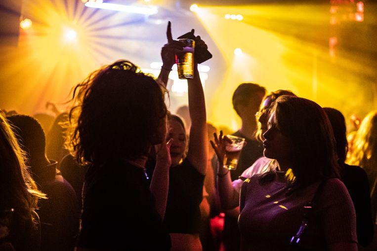 Nachtclub Bitterzoet was even terug, maar moet nu de deuren weer sluiten. Beeld Joris van Gennip