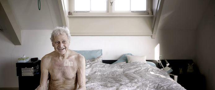 Scène uit de documentaire 'Dertien dagen' van Gijs Haak.