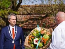 Zes mannen kregen in Hilvarenbeek vandaag een lintje