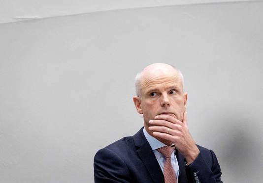 Demissionair minister Stef Blok (Economische Zaken en Klimaat).