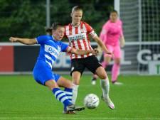 PEC Zwolle Vrouwen treft het niet bij bekerloting, uitwedstrijd tegen PSV