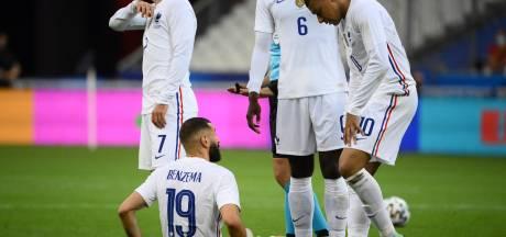 """La France s'impose face à la Bulgarie, inquiétude autour de Karim Benzema: """"Il a pris un bon coup"""""""