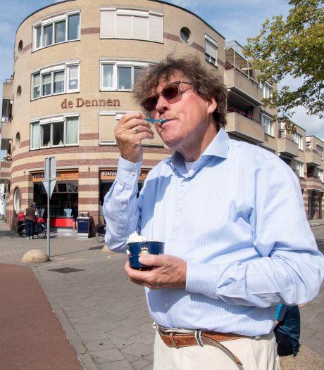 Hengeloër Stan Horsthuis zweert bij het schepijs van Van der Poel: 'De beste ijsmaker van Nederland'