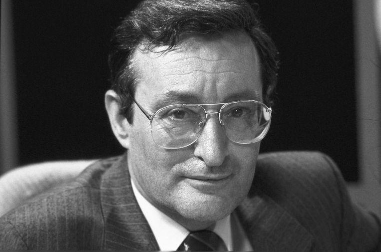 Ed van Westerloo is zondag op 81-jarige leeftijd overleden Beeld ANP