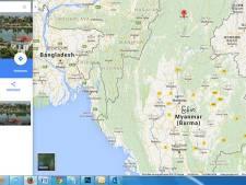 Un glissement de terrain fait 75 morts au Myanmar