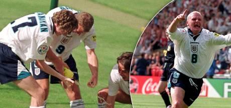 Gascoigne straalt en lacht weer: 'Ik belandde in afkickklinieken, hij is bondscoach van Engeland'