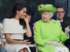 Meghan Markle a appelé la reine Elizabeth II avant les funérailles du prince Philip