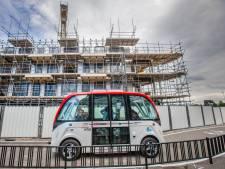 Tegenslag op tegenslag: zelfrijdende shuttle HagaZiekenhuis staat al een jaar stil in de garage
