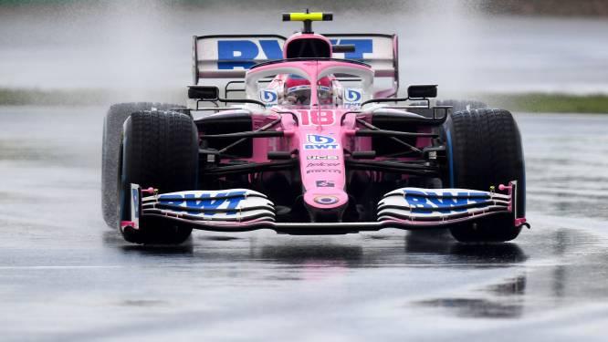 Lance Stroll pakt eerste pole uit carrière na zinderende kwalificaties, Hamilton start in race naar zevende titel als zesde
