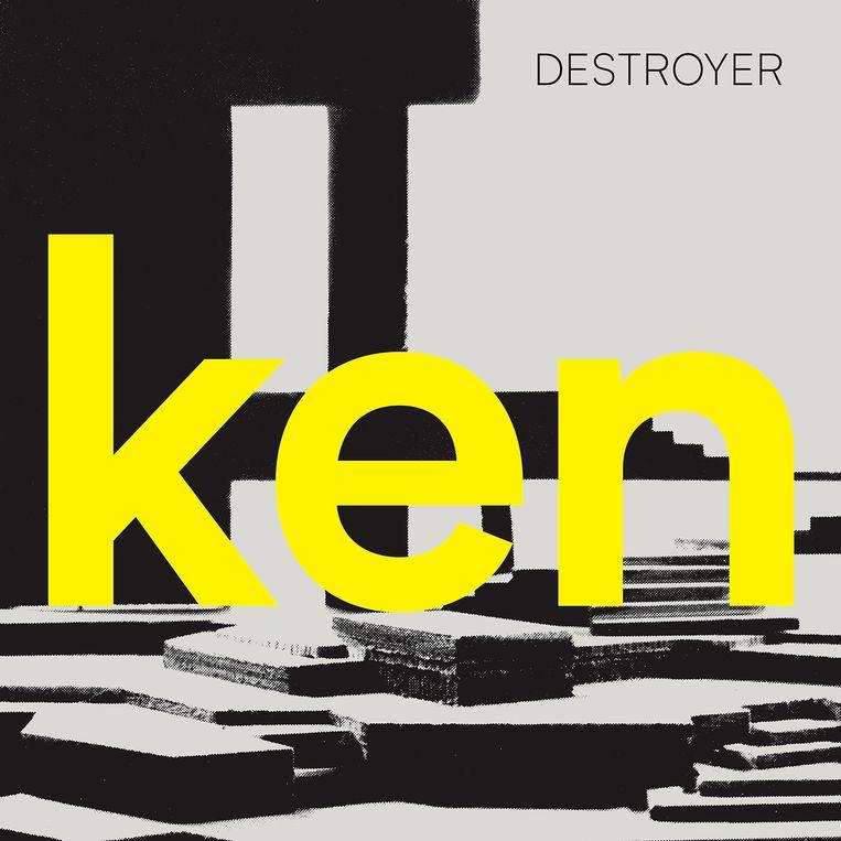 'Ken' van Destroyer. Beeld Secretly Canadian